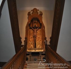 cristo retablo